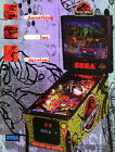 Sega Jurassic park lost world pinball sound rom set