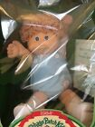 1984 Cabbage Patch Kids Boy Doll New in Box Light Brown Hair Blue Eyes
