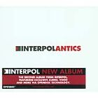Interpol - Antics (2004) CD ALBUM