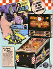 Williams Diner sound speech Pinball chip set l-1