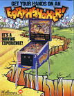 Williams Earthshaker Earth Shaker sound speech Pinball chip set l-1