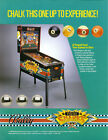 Bally pinball Pool Sharks sound rom chip set