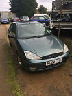 LARGER PHOTOS: FORD FOCUS 1.6 PETROL SPARES OR REPAIRS