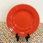 Fiestaware Poppy Rimmed Soup Bowl - Fiesta HLC Orange Soup Pasta Bowl