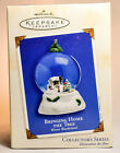 Hallmark: Bringing Home The Tree - Winter Wonderland - 2002 Keepsake Ornament