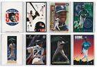 8 COUNT OF 1990s NIKE & COSTACOS POSTER CARDS KEN GRIFFEY JR AD