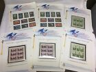 US Commemorative Stamp Collection 5 White Ace Albums