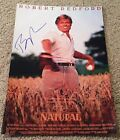 BARRY LEVINSON SIGNED AUTOGRAPH THE NATURAL 12x18 PHOTO POSTER w EXACT PROOF