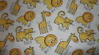 SNUGGLE FLANNEL BABY ZOO ANIMALS 1 YARD BTY
