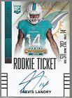 2014 Panini Contenders Football Rookie Ticket Autograph Variations Guide 117