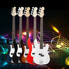 New Full Size 4 String Electric Bass Guitar with Strap Guitar Bag Amp Cord VIP