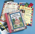 DELUXE SCHOOL MEMORIES KEEPSAKE PHOTO ALBUM SCRAPBOOK Pre  K 12 FACTORY