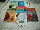 Weight Watchers 2012 POINTS PLUS Lot Food Scale Calculator Books + More
