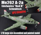 WWII German Me262 Schwalbe 1 18 huge plane aircraft no diecast trumpeter model