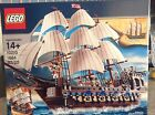 LEGO Pirates Imperial Flagship 10210 with FREE GIFT Lego 6122723 New