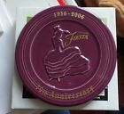 Fiesta Heather Trivet 70th Anniversary 2006 - 1st Qual NEW in box FREE SHIP