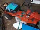 ARIENS RM626 LAWN TRACTOR THAT RUNS WELL BUT HAS NO SPINDLE ON CUTTING DECK
