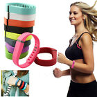 10 PCS Small Large Replacement Wrist Band Wristband for Fitbit Flex w Clasps