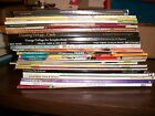 Lot of 28 Scrapbooking books magazines
