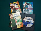 Bob Harper DVD Set Set of 4 DVDs including Totally Ripped Core