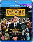 NEW The Wolf of Wall Street Blu ray