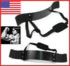 Heavy Duty Arm Isolator Blaster Body Building Bomber Bicep Curl Triceps Bar VIP