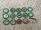 Vintage Girl Scout Badges And Pins