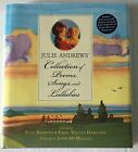 JULIE ANDREWS Collection of Poems Songs  Lullabies SIGNED x 2 1st Edition + CD