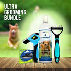 DakPets Ultra Pet Groomer Bundle Dogs Cats Pet Supplies Comb Shampoo Set NEW