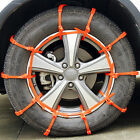 10pcs New Car SUV Tires Emergency Winter Snow Practical Anti skid chains ssk