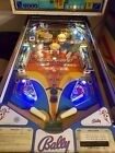 Bally Nightrider Pinball Machine classic FREE SHIP arcade EM rec room  mancave