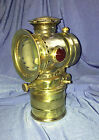 Antique Bicycle Brass Carbide lamp Vitaphare