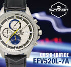 Casio Edifice Chronograph Watch EFV520L-7A