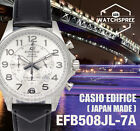 Casio Edifice Chronograph Watch (Made in Japan) EFB508JL-7A