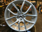 4 NEW ADVENTUS FORGED WHEELS RIMS 20 INCH 5X1143 SILVER MACHINED FINISH AVX6