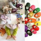 Newborn Spring Baby Soft Sole Leather Shoes Boy Girl Infant Moccasin 3 6 month