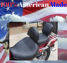 Honda Shadow Spirit 1100 97 UP Motorcycle Driver Backrest Quick Release