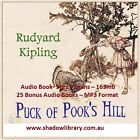 CD Audio - Puck of Pooks Hill - Rudyard Kipling - Sight Impaired-Blind