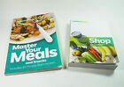 2 Weight Watchers Books Shop Points Plus  Master your Meals Diet Books Lot