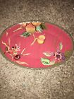 Tracy Porter Oval Platter from The Octavia Hill Collection Red w/Fruit