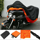 XXXL Motorcycle Cover Rain Dust For Harley Davidson Electra Glide Ultra Classic