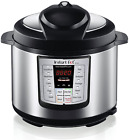 Instant Pot IP-LUX60 V3 Programmable Electric Pressure Cooker, 6Qt, 1000W (updat