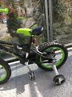 Boys 12 inch Ben 10 Bike with stabilisers