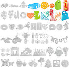 New 200 Shapes Cutting Dies Scrapbooking Stencils Card Embossing Album Paper DIY
