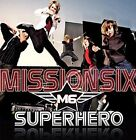 Superhero by Missionsix (CD, Oct-2008, Infinity Entertainment) SEALED NEW CCM