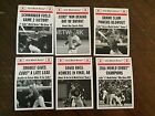 2016 Topps Now MLB Throwback Thursday TBT Chicago Cubs World Series Set 1 of 684