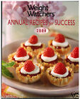 2004 Weight Watchers Annual Recipes For Success Cookbook By Oxmoor House HB