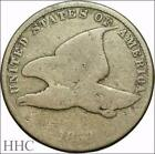 1858 1c Flying Eagle Small Cent Small motto SKU US2 101