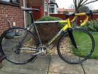 Serviced Lightweight Dawes 400 Giro Road Bike With Carbon Forks Campagnolo