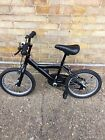 Boys 16 Wheel Bike In Black